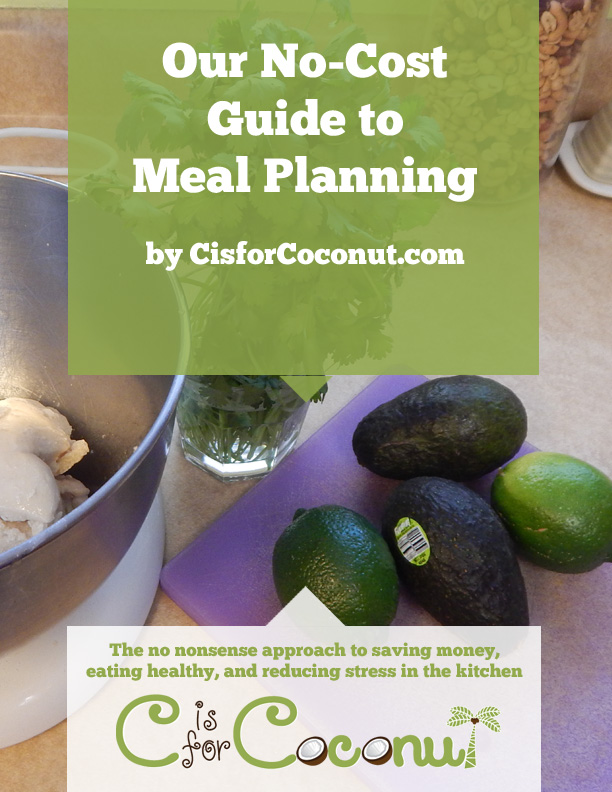 Meal Planning Guide Cover