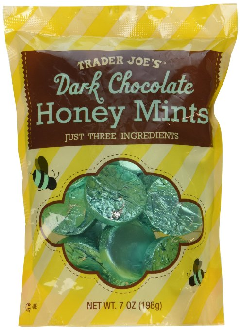 trader joe's chocolate mints