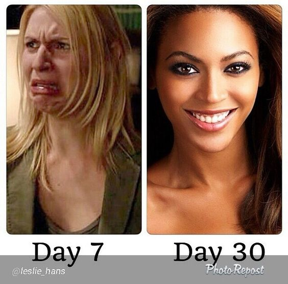 day 7 vs day 30