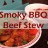 Smoky BBQ Beef Stew