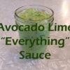Edited Avocado Sauce