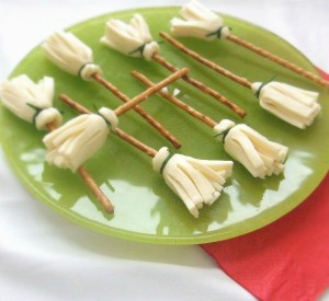 Cheese brooms