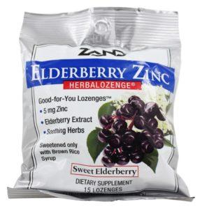 Elderberry drop