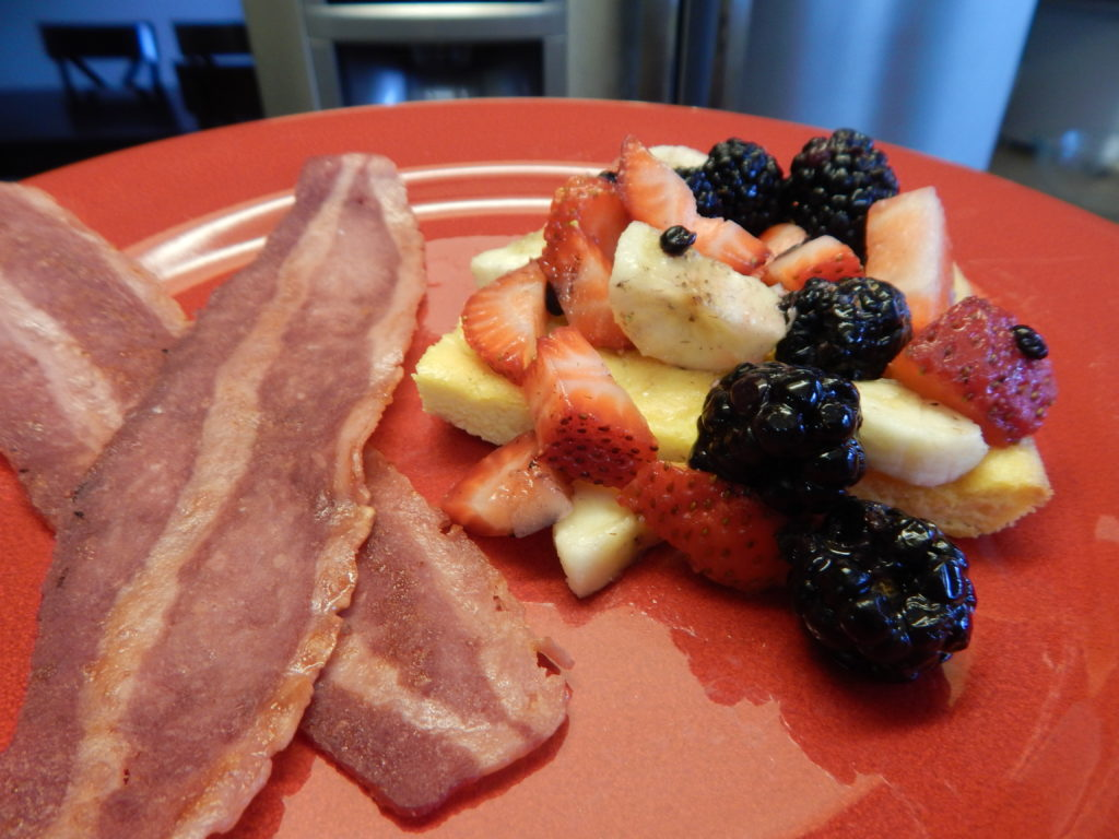 Healthy German Pancake